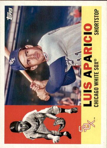Photo of 2017 Topps Archives #38 Luis Aparicio