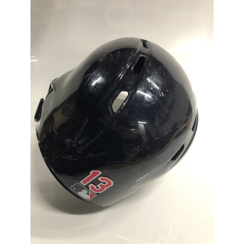 Hanley Ramirez 2019 Team Issued Batting Helmet
