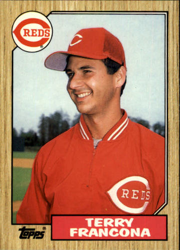 Photo of 1987 Topps Traded #34T Terry Francona