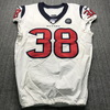 London Games - Texans Buddy Howell Game Used Jersey (11/3/19) Size 42