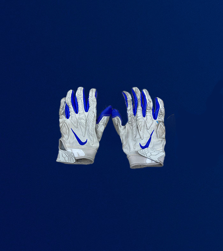 Photo of Aaron Donald Used Practice Gloves
