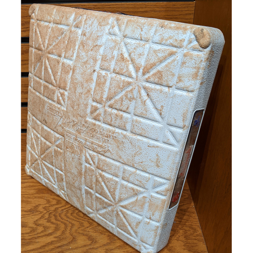Photo of Red Sox vs. Royals August 6, 2019 Game Used 1st Base