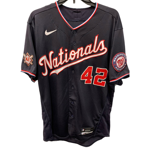 Photo of Wilmer Difo - Jackie Robinson Day Game Used Jersey