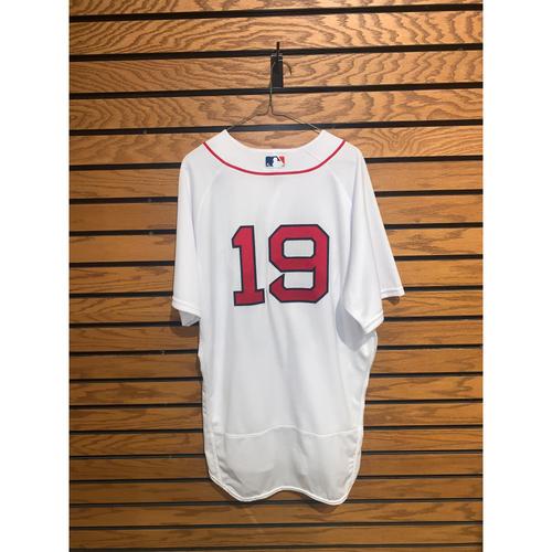 Photo of Koji Uehara Team Issued 2016 Home Jersey