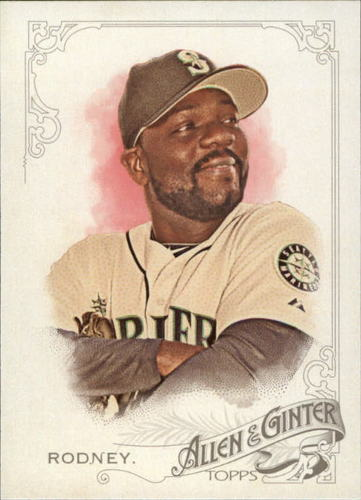 Photo of 2015 Topps Allen and Ginter #192 Fernando Rodney