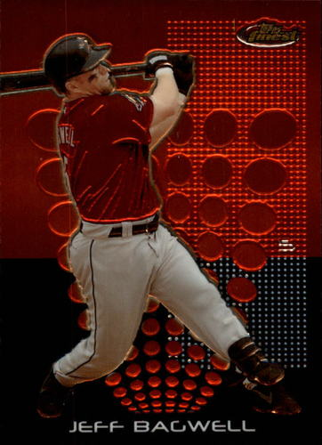 Photo of 2004 Finest #39 Jeff Bagwell