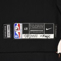 Ignas Brazdeikis - New York Knicks - Game-Worn City Edition Jersey - Dressed, Did Not Play (DNP) - 2020-21 NBA Season