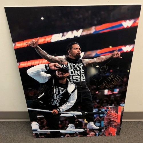 Photo of The Usos SIGNED Large Photo Print