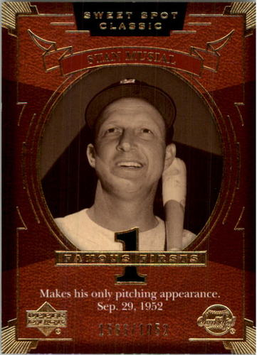 Photo of 2004 Sweet Spot Classic #150 Stan Musial FF/1952