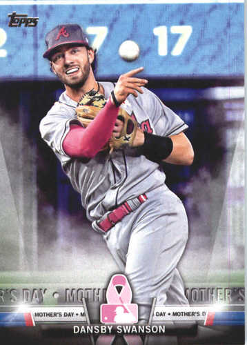 Photo of 2018 Topps Salute #TS69 Dansby Swanson