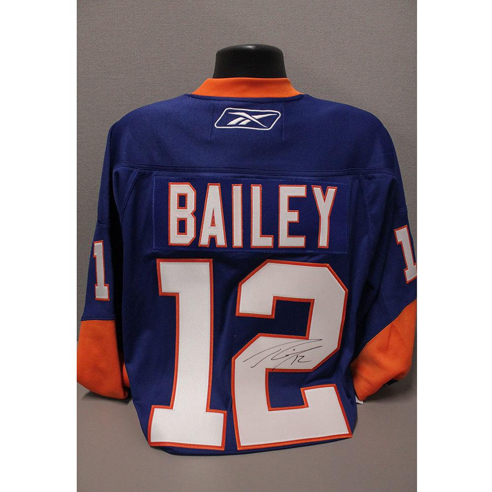 huge selection of fa357 d2d83 Islanders Replica Josh Bailey Jersey (Reebok)- Autographed ...