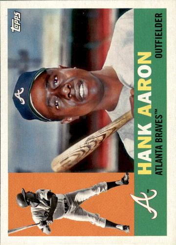 Photo of 2017 Topps Archives #50A Hank Aaron