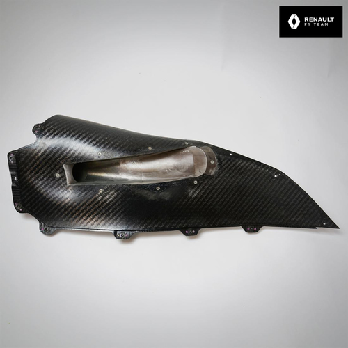 Photo of Lotus F1 Team 2013 Exhaust Outlet Panel