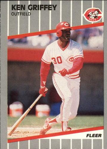 Photo of 1989 Fleer Update #84 Ken Griffey Sr.