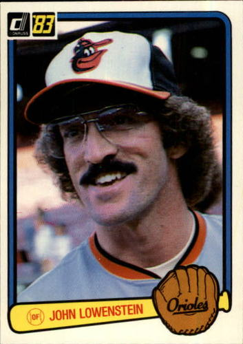 Photo of 1983 Donruss #153 John Lowenstein