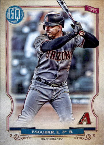 Photo of 2020 Topps Gypsy Queen #139 Eduardo Escobar