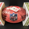 NFL - Raiders Alex Leatherwood Signed Authentic Football