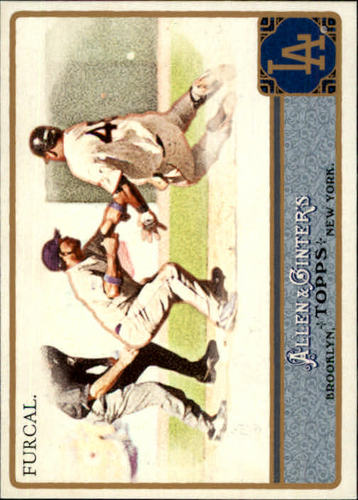 Photo of 2011 Topps Allen and Ginter #77 Rafael Furcal