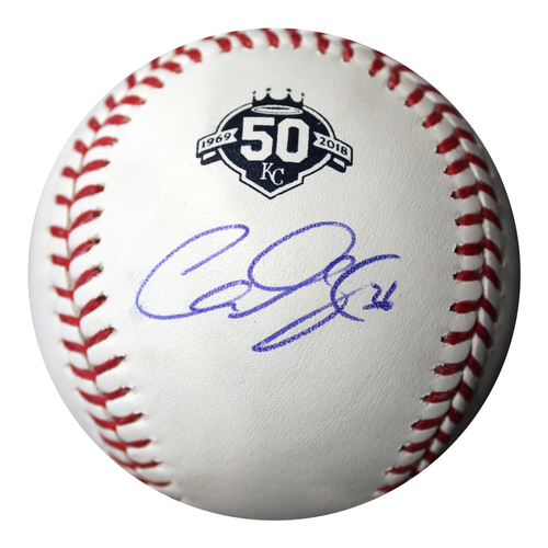 Photo of Autographed 50th Season Baseball: Cam Gallagher