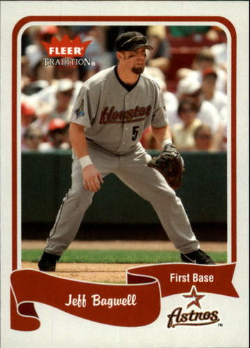 Photo of 2004 Fleer Tradition #368 Jeff Bagwell