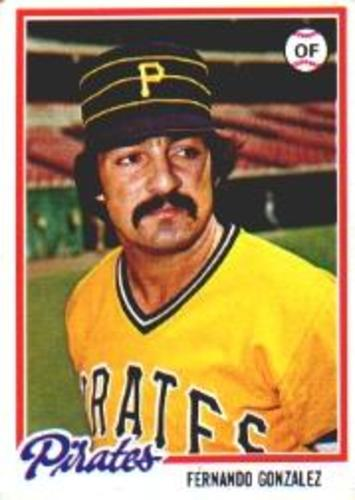 Photo of 1978 Topps #433 Fernando Gonzalez