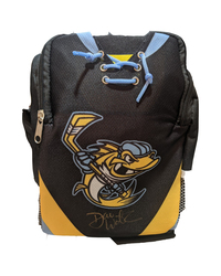Image of Autographed Toledo Walleye Jersey Lunch Bag