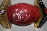 BILLS - REGGIE BUSH SIGNED AUTHENTIC FOOTBALL