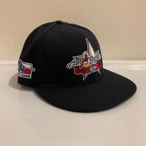 2016 Texas League All Star Game -  Game Used Cap  - Isiah Kiner-Falefa (Texas Rangers) Size - 7