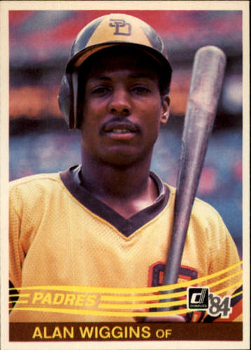 Photo of 1984 Donruss #568 Alan Wiggins