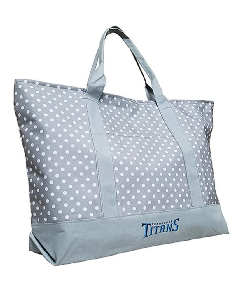 Photo of TENNESSEE TITANS DOT TOTE
