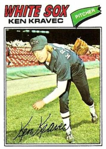 Photo of 1977 Topps #389 Ken Kravec RC