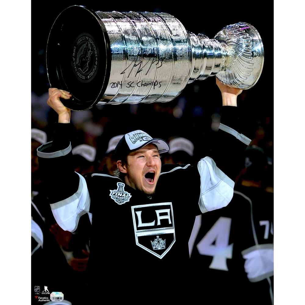 Tyler Toffoli Los Angeles Kings Autographed 16