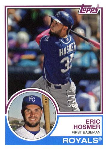 Photo of 2015 Topps Archives #247 Eric Hosmer