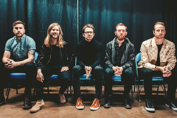 Clickable image to visit Kimpton Off The Record Concert with Moon Taxi