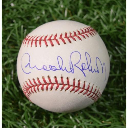 Photo of Rays Baseball Foundation Auction: Brooks Robinson Autographed Baseball