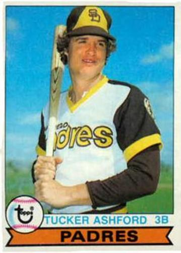 Photo of 1979 Topps #247 Tucker Ashford DP