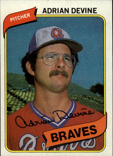 Photo of 1980 Topps #528 Adrian Devine