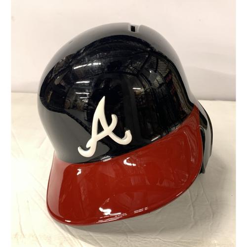 Photo of Francisco Cervelli Game Used Postseason Helmet - Worn 10/3/19