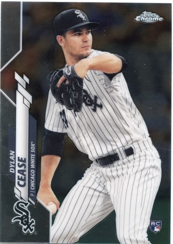 Photo of 2020 Topps Chrome #43 Dylan Cease RC