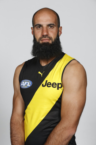 Photo of 2021 Player Issue Alannah & Madeline Foundation Guernsey - Bachar Houli #14