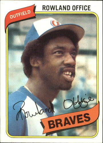 Photo of 1980 Topps #39 Rowland Office