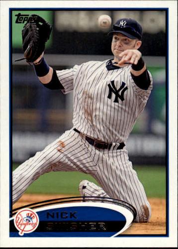 Photo of 2012 Topps #488 Nick Swisher