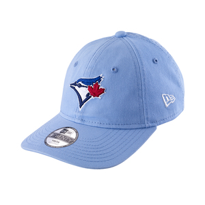 Toronto Blue Jays Youth Preferred Pick Light Blue Adjustable Cap by New Era