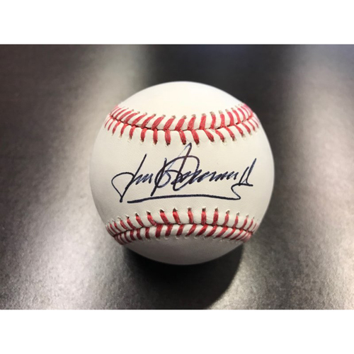 Giants Community Fund: Gorkys Hernandez Autographed Baseball