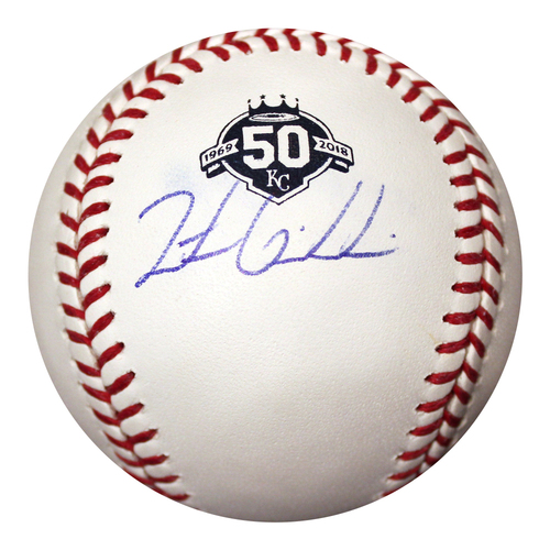 Photo of Autographed 50th Season Baseball: Foster Griffin
