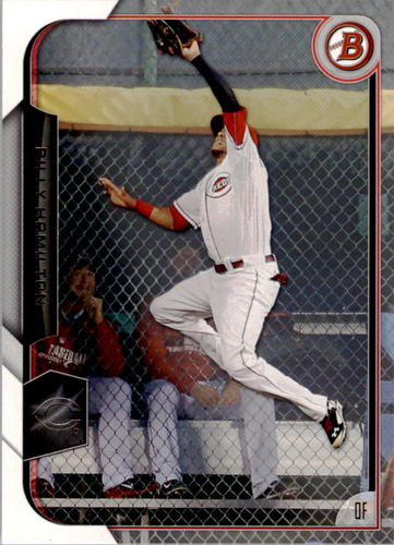 Photo of 2015 Bowman #104 Billy Hamilton