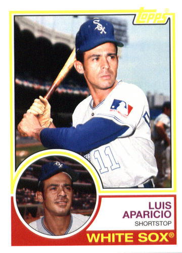 Photo of 2015 Topps Archives #252 Luis Aparicio