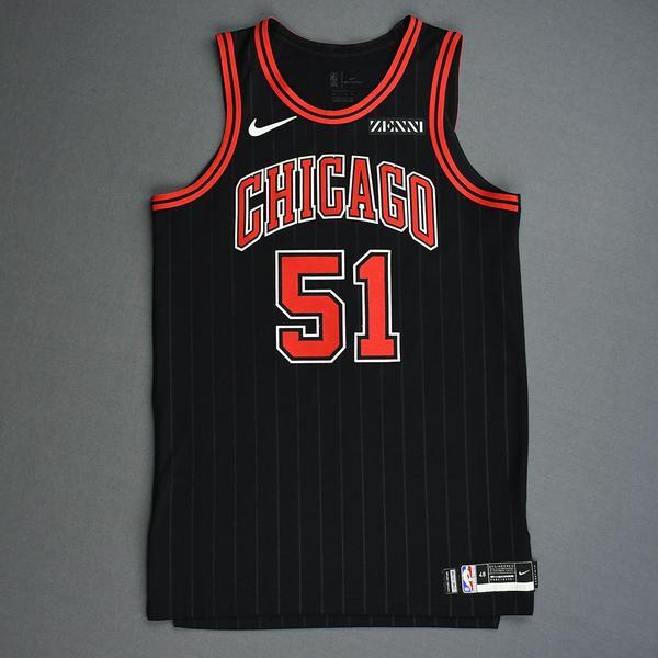 Image of Ryan Arcidiacono - Chicago Bulls - Game-Worn Statement Edition Jersey - 2019-20 Season