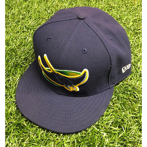 Photo of Team Issued Devil Rays Cap: Diego Castillo #63