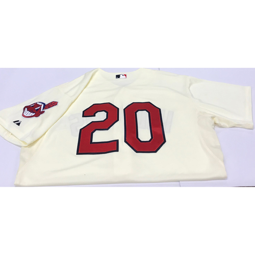 Photo of C. C. Lee Team-Issued 2014 Alternate Home Jersey